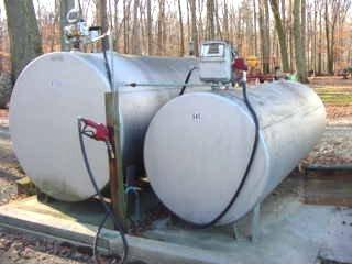 fuel tank monitoring